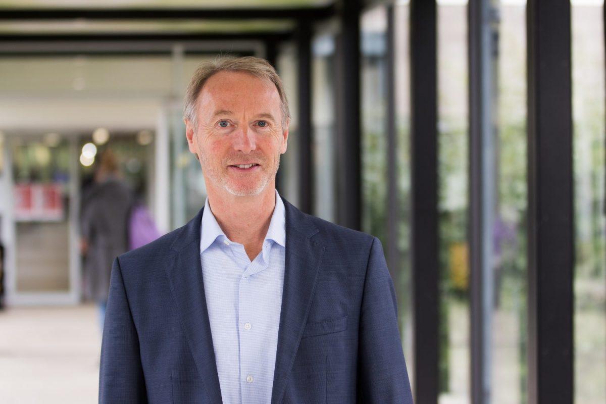 Hans Thijssen spreker prestatiedruk bij studenten